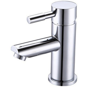 Minimalist Chrome Basin Mixer Tap (Lola 1)
