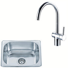 Load image into Gallery viewer, Kitchen Sink And Mixer Tap Set (KST021)