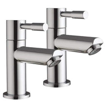 Load image into Gallery viewer, Modern Minimalist Bath Taps And Basin Mixer Tap (Lola 31)