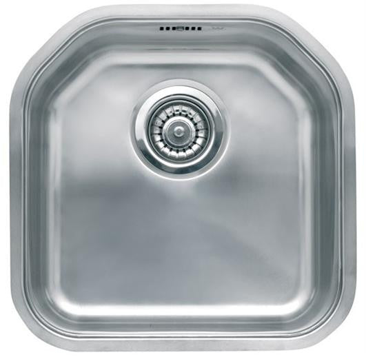 Reginox Regifit Stainless Steel Kitchen Sink Single Bowl (RF339S)