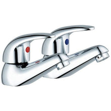 Load image into Gallery viewer, Hot & Cold Bath Taps (Aero 3)