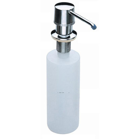 Pump Action Soap Dispenser With Concealed Reservoir