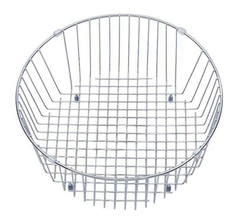 Round Bowl Wire Basket