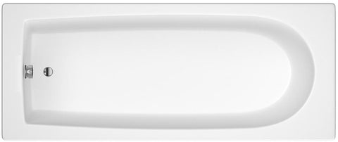 1700 x 700mm Standard Single Ended Bath