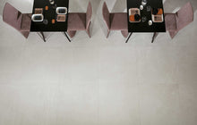 Load image into Gallery viewer, 600x600mm Blok White Matt Italian Porcelain Tiles (IT0180)