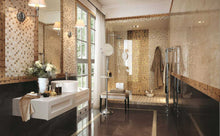 Load image into Gallery viewer, Bronze Gloss Kitchen Bathroom Hallway Tiles | Grand Taps
