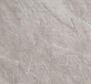 Grey Marble Shower Wall Panel 2400mm x 1000mm x 10mm | Grand Taps & Tiles