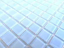 Load image into Gallery viewer, Sky Blue Mosaic Bathroom Tiles | Mosaic Pool Tiles | Grand Taps