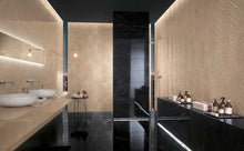 Load image into Gallery viewer, 305x915mm Nero Reale Italian White Body Tiles (IT0142)
