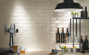 Snow Brillante Italian Porcelain Tiles (IT0007)