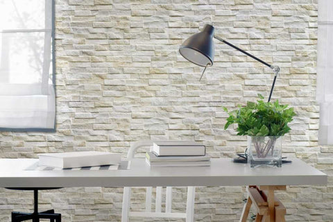 Rock Cream Split Face Porcelain Stoneware Tile