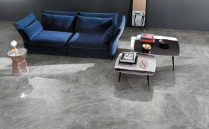 Grigio Superiore Brillante Italian Porcelain Tiles (IT0190)