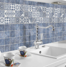 Load image into Gallery viewer, Agora Deco Azul Ceramic Tiles (CT0048)