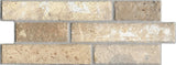 Argille Sabbia Slip Brick Interlocking Porcelain Wall Tile