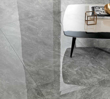Load image into Gallery viewer, Grigio Superiore Brillante Italian Porcelain Tiles (IT0190)