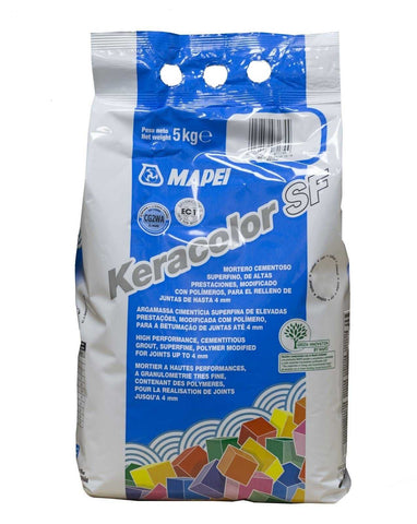 Mapei Keracolor SF Tile Grout