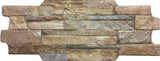 Kerastone Tofane Split Face Interlocking Porcelain Wall Tile