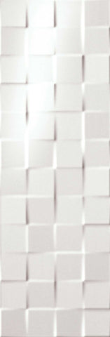 Square White Gloss Italian White Body Tiles (IT0034)