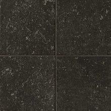 Load image into Gallery viewer, Black Matt Italian Large Floor Wall Porcelain Tiles | Grand Taps