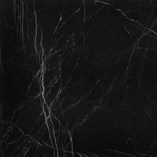 Load image into Gallery viewer, Black Marble Effect Kitchen Bathroom Floor Tiles | Grand Taps