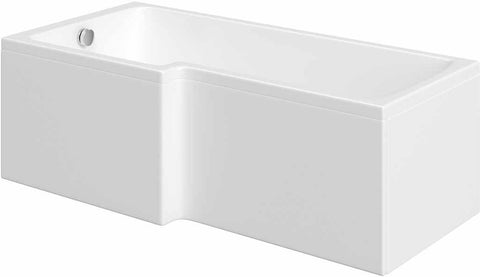 1700mm Square Shower Bath Pack (Left or Right)