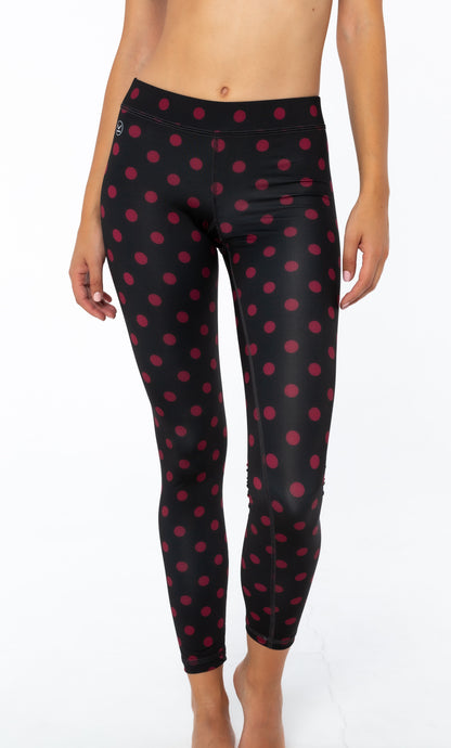 POLKA-DOTS BASIC LEGGINS - Spain Collection
