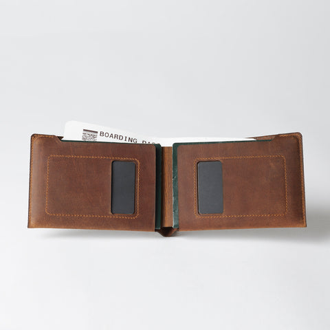 DOUBLE PASSPORT WALLET