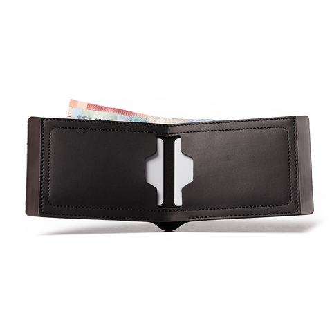 BLACK BILLFOLD
