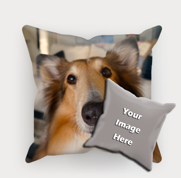 CUSTOM ORDERS OF CUSHIONS
