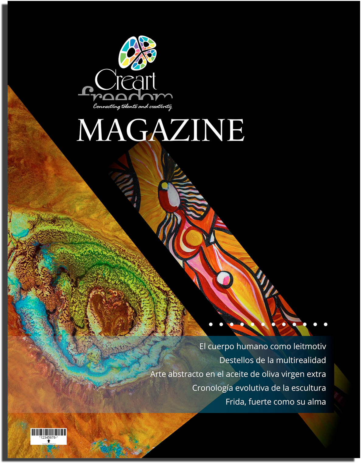MAGAZINE OCTOBER 2018. Fascicle 0