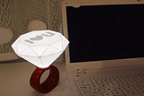 Diamond Ring Night Light - Farertop