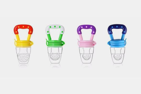 Baby Pacifier - Fresh Food Feeder - Farertop