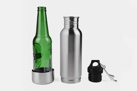 12oz Stainless Steel Bottle Holder - Farertop