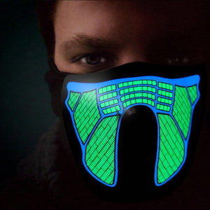LED Rave Masks Collection - Farertop