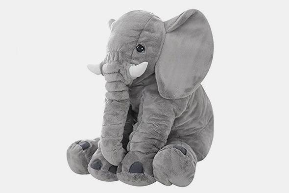 Baby Accompany Elephant Pillow - Farertop