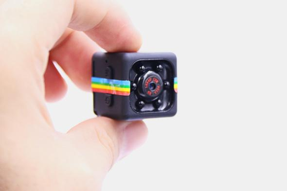 HD 1080P smallest camera - Farertop