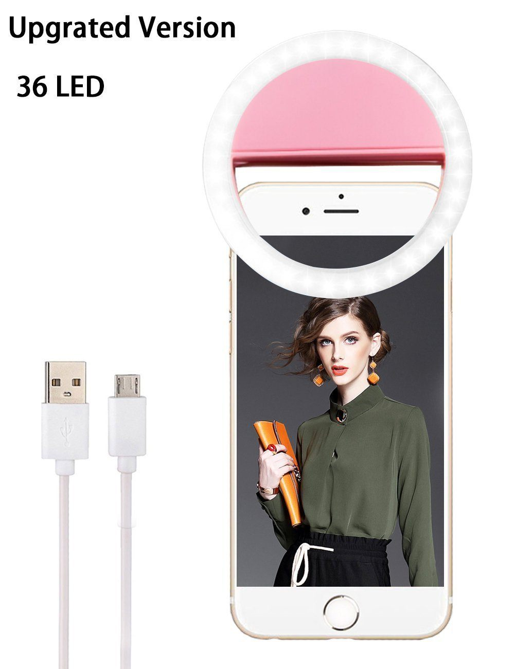 Rechargeable Selfie Light - Farertop