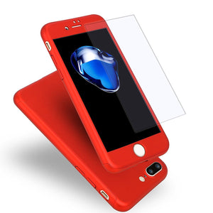 360° Full Protection Phone Case for iPhone - Farertop