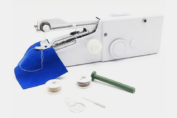 Portable Handheld Sewing Machine - Farertop
