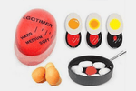 Color Changing Eggs Cooking Timer - Farertop