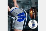 New Silicone Knee Support Brace (1 PC) - Farertop