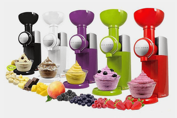 Healthy Frozen Fruit Dessert Maker - Farertop