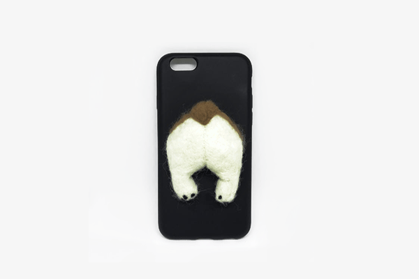 Corgi Butt Phone Case for iPhone - Farertop