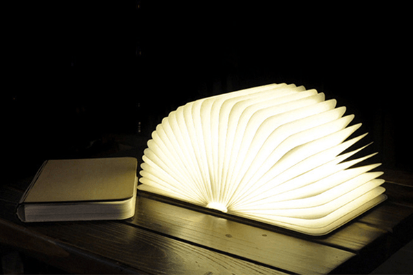 Grimoire Wooden Lamp Farertop