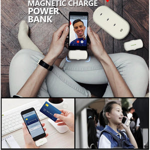 Portable Power Bank (with 4 Charging Packs) - Farertop