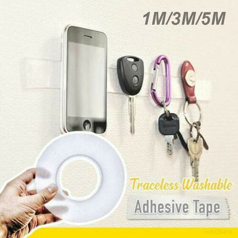 All-in-one Traceless Washable Tape