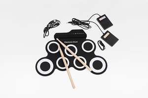 Roll Up Electronic Drum Kits
