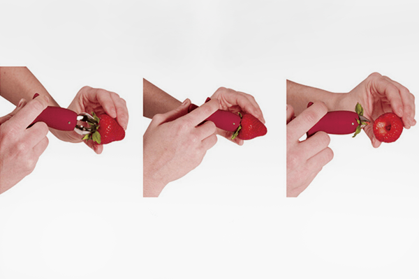 Strawberry Stem Remover