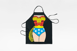 Wonder Woman Apron - Farertop