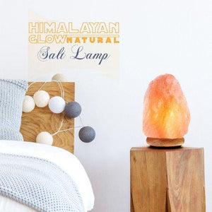 Natural Himalayan Salt Lamp - Farertop